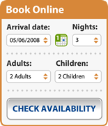 In-Site Booking Widget